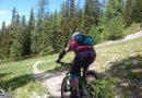 Video: Bikepark Les Arcs (französische Hochalpen)