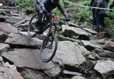 Sinah am Start:  #3 IXS Downhill Cup Klinovec